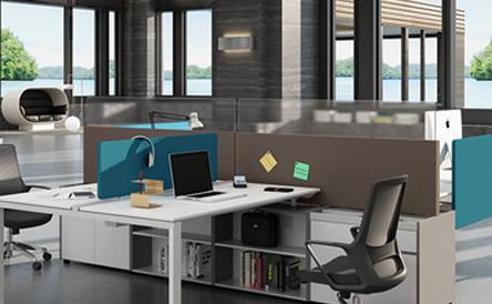 环保时尚的办公家具